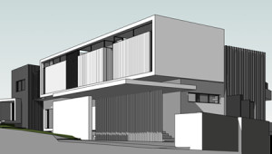 RESIDENTIAL DEVELOPMENT FRESNAYE